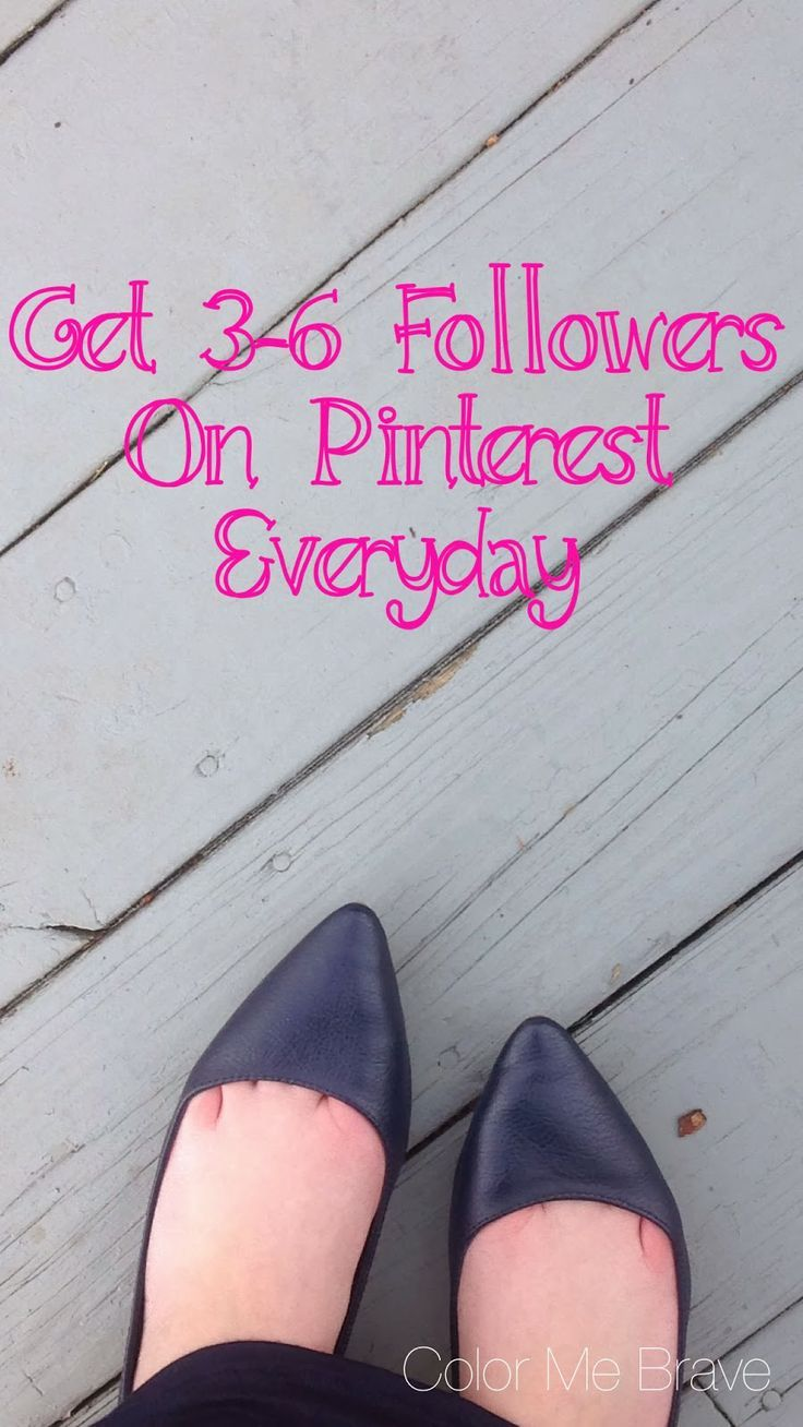 How to Get More Pinterest Followers - Great article on how to get 3-6 followers on Pinterest every day!  My current average is about 9 a week...so let's see if we can improve this!  (scheduled via http://www.tailwindapp.com?utm_source=pinterest&utm_medium=twpin&utm_content=post28346816&utm_campaign=scheduler_attribution)