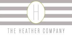 Loving my new Logo/Brand Image: Heather Company, Logo Brand Image