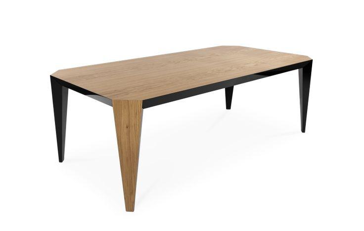 TERTIODECIMO TABLE   #BrahmansHome #BrahmansFiveElements #Brahmans #collection #tertiodecimo #table #oak #wood #furniture #dining #design #interiordesign #interiors #homeinspirations #packshots