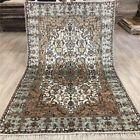 YILONG 5'x8′ Handmade Silk Carpet Traditional Home…