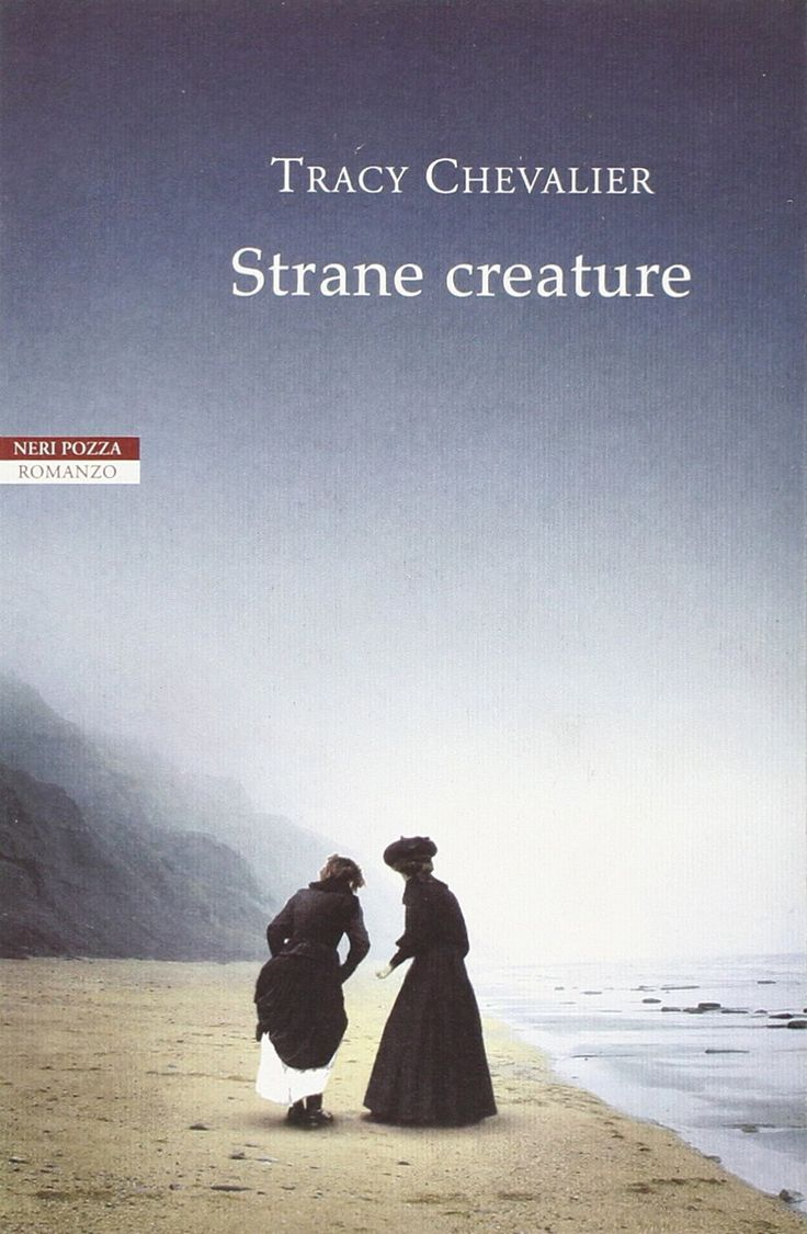 Feb 2016 — 'Strane creature' by Tracy Chevalier ⭐️⭐️⭐️