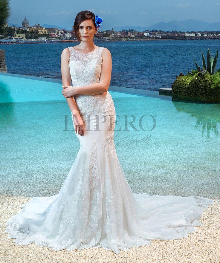 MARTINA  #sposa #abiti #dress #bride #bridal #wedding #2017 #impero #matrimonio #nozze