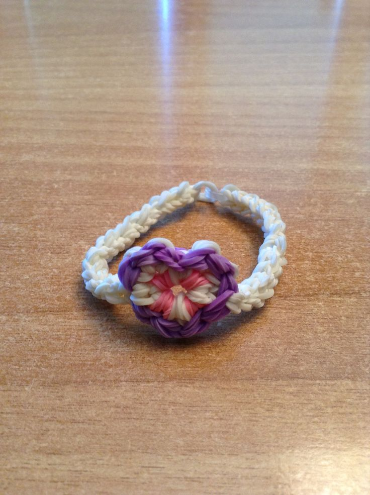 168 Best Rainbow Looms Images On Pinterest Rainbow Loom