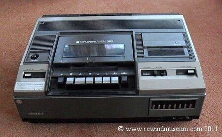 Panasonic NV-8610b VCR