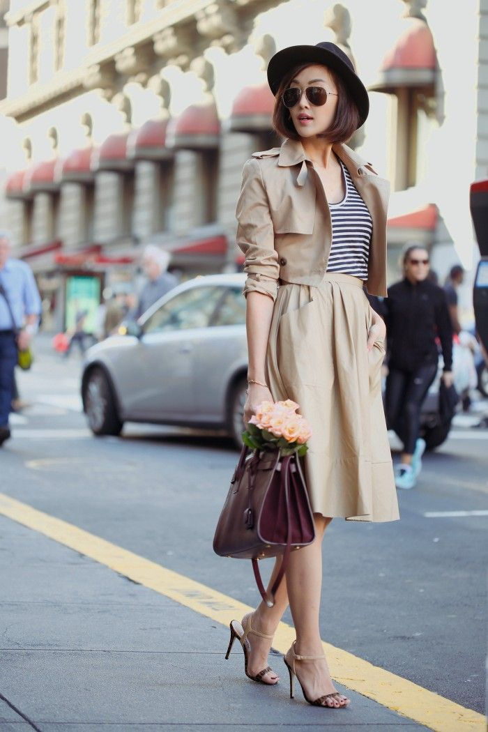 LA Bloggers Loving Burberry and Reformation This Week