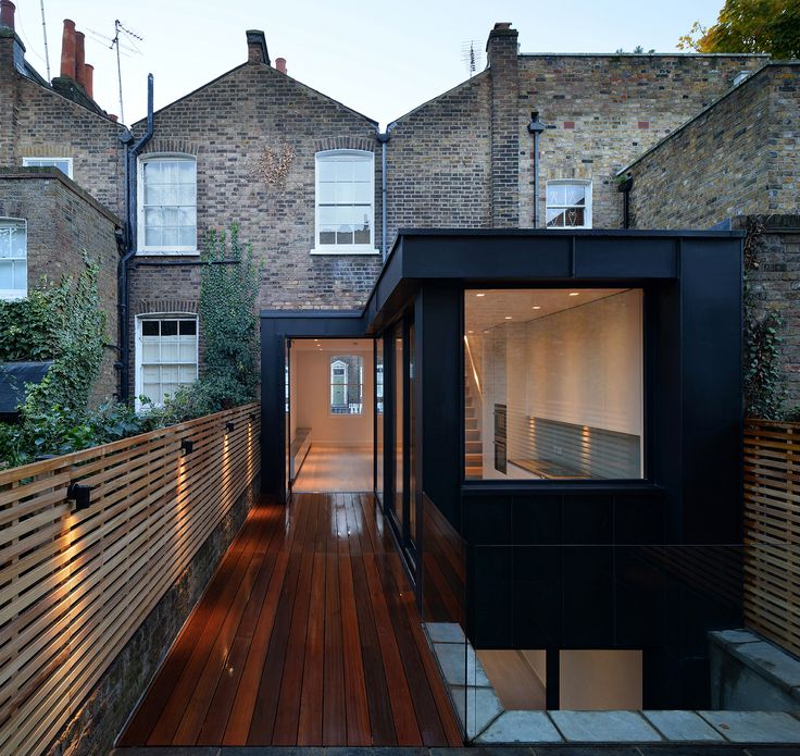 307 best images about extensions small scale on for Terrace extension
