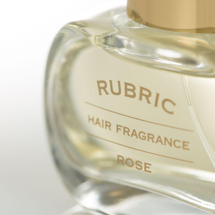 皆が使っている海外ブランドのフレグランスに飽きた方へ  香水のように強い香りではなく、髪から軽く香るヘアフレグランス