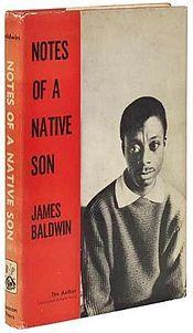 1955 James Baldwin - Notes of a Native Son