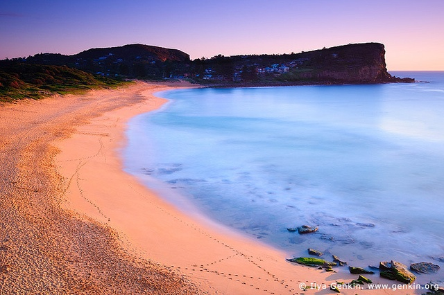 Early Morning at Avalon Beach, Sydney, NSW, Australia Wonderful XMAS 2011 spent with some of my FAVES :)