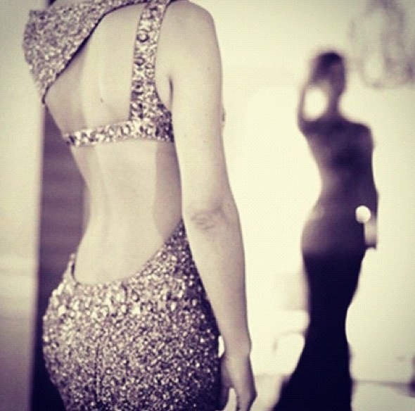 Sequin: Open Back Dresses, Style, Backless Dresses, Low Back Dresses, Beautiful, Sparkle, Prom Dresses, The Dresses, Cut Outs