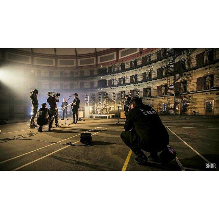"""Shooting behind the scenes at the Armin van Buuren & Kensington video clip. Photo by @sndr250k thanks-a-lot! """