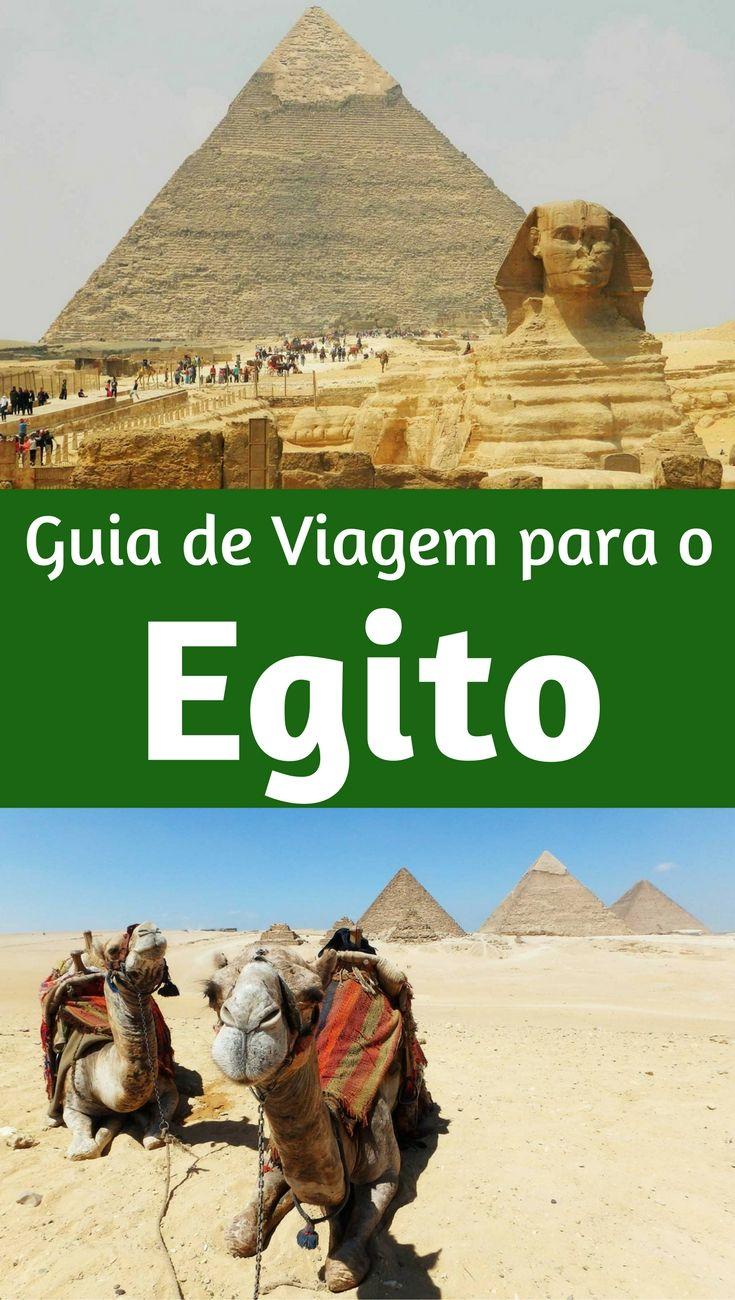 Guia de Viagem para o Egito: Saiba tudo sobre essa viagem pelo Egito, com preços, dicas, fotos e um roteiro que passa pelo Mar Vermelho, tem um cruzeiro pelo Rio Nilo e termina no Cairo para conhecer as pirâmides de Gizé.