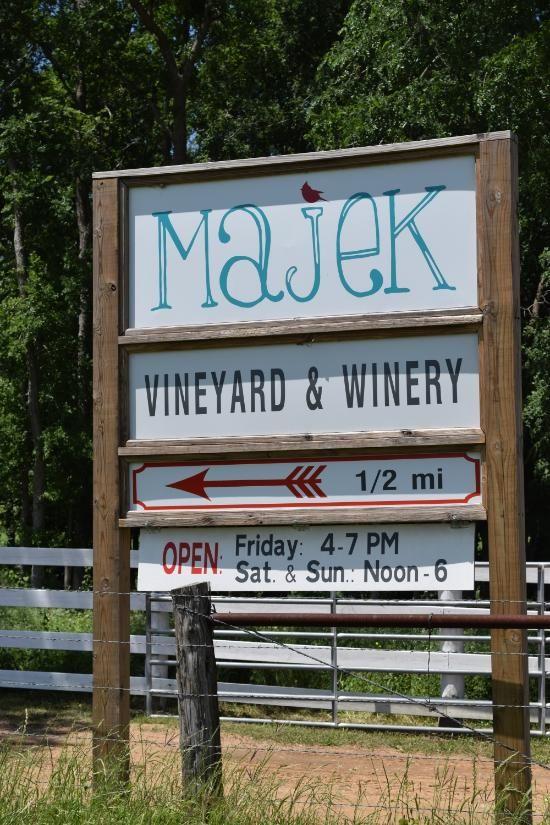 Stunning Majek Vineyard u Winery Schulenburg See reviews articles and photos