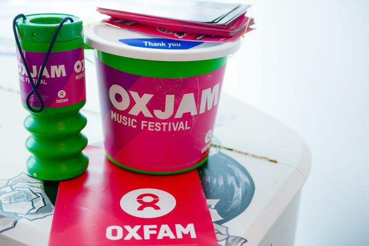 Oxjam Shrewsbury Takeover