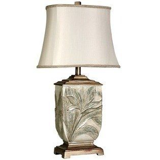 STYLE CRAFT BELLEVUE TABLE LAMP   Click Image Twice For More Info   See A  Larger
