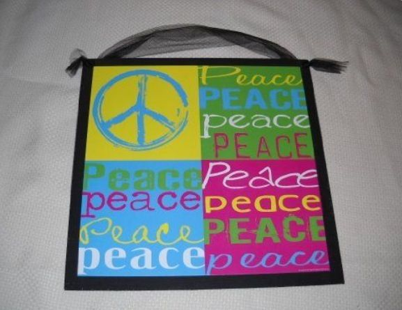 Peace Sign Bedroom Accessories: 11 Best My Bedroom Stylized! :) Images On Pinterest