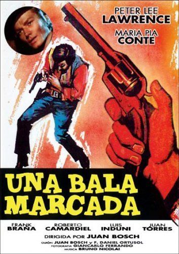 Una bala marcada (1972) Título original: God in Heaven... Arizona on Earth (España, Italia) Género: Películas > Western Director: Juan Bosch. Duración: 87 minutos.