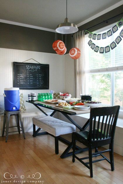 a seahawks birthday party