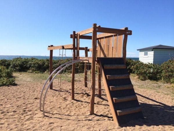 Kampinos - naturalny plac zabaw na piasku