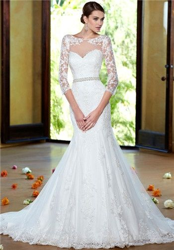 17 Best images about Wedding dresses I like on Pinterest | Maggie ...