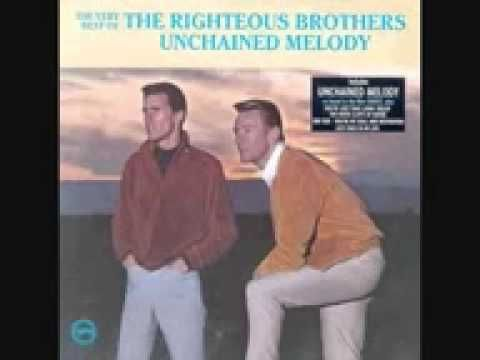 """Righteous Brothers - Just Once in My Life (May 12, 1965, the Righteous Brothers performed """"Just Once In My Life"""" on the ABC-TV program 'Shindig.' One month earlier, on April 10th, it entered Billboard's Hot Top 100 chart, where it eventually peaked at #9, and spent 11 weeks on the Top 100. The song was track 1 from the album of the same name. This album finally became so popular that another track on it finally made it to the #4 spot: the RB's cover of Unchained Melody.)"""