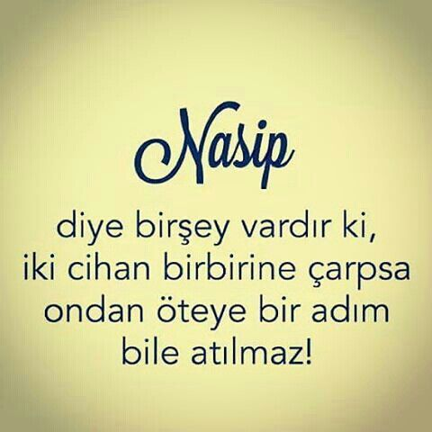 Nasip ... ↪yunus↩