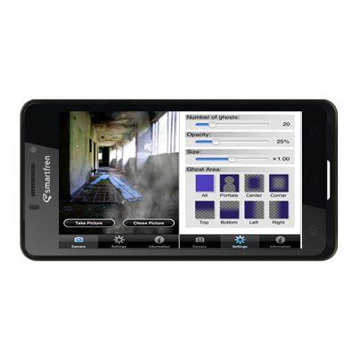 Udah pada tahu 'GhostCam'? Aplikasi yang bisa memunculkan gambar hantu di foto? Tapi jangan buat jahil ya :D