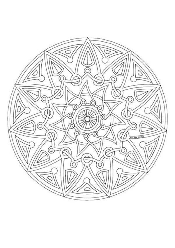 Pin By Naz On Mandalas Pinterest Mandalas Colores And Imprimir