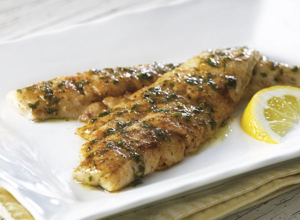 Saut 233 Ed Whiting With Lemon Brown Butter Sauce Recipe In
