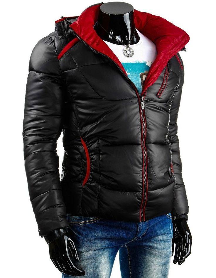 Nasza nowość! Męska kurtka zimowa: http://dstreet.pl/product-pol-3702-Kurtka-tx0693-.html #kurtka #kurtkazimowa #dstreet