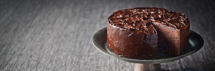 Haigh's dark chocolate mud cake