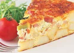 Weekend Frittata recipe from Food in a Minute