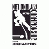 USA Hockey National Championship 2003 Logo