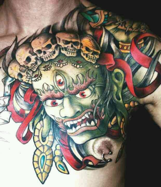 97 Unbeatable Chest Tattoos For Men: 382 Best Chest Piece Tattoos Images On Pinterest