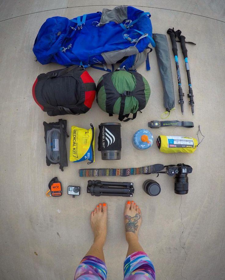 My Complete John Muir Trail Gear List