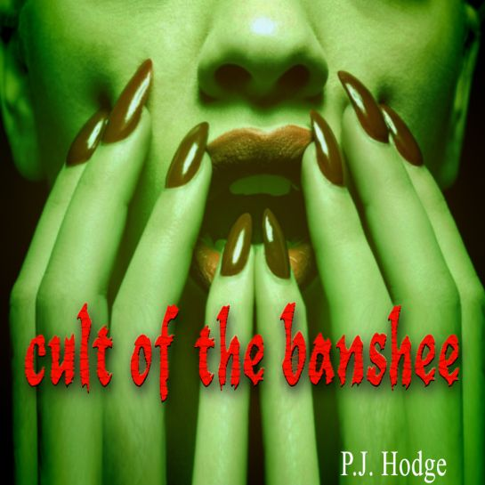 """CULT OF THE BANSHEE, a Gothic tale of a death forewarned...  """"Under this supernatural light, I was able to make out a broad face with very pronounced cheek-bones; a mouth of inhuman dimensions, the thin lips of which were fixed in a grotesque and mocking leer; and very pale, crooked-set eyes that glowed banefully as they met my gaze.""""  The tale is available to read for free: http://freakyfolktales.wordpress.com/2013/11/07/cult-of-the-banshee/"""