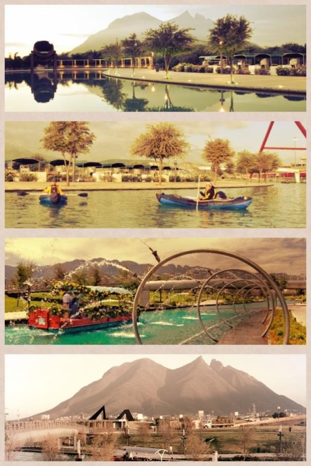 Paseo Sta Lucia - Monterrey NL: Learn more about Mexico, its business, culture and food by joining ANZMEX http://www.anzmex.org.au OR like our facebook page http://www.facebook.com/ANZMEX