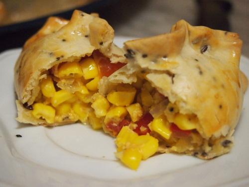 Humita empanadas - Buenos Aires, Argentina; http://buenosairesdelivery.com/blog/how-to-make-humita-empanadas-by-my-beautiful-air/