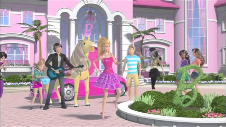 Barbie Life in the Dreamhouse Full Movie in English 2014 ...