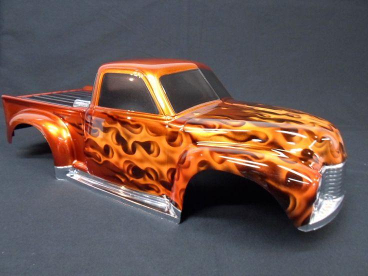 Custom Rustler Body Paint