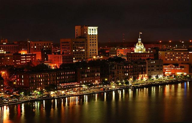 River Street, Savannah, GA