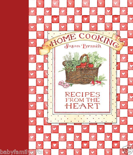 New Seasons Heart of the Home Cooking Recipe Binder Album Book by Susan Branch $13.99 Sold at Baby Family Gifts Ebay