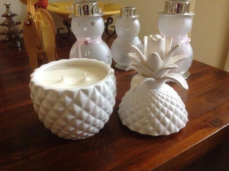 White Pineapple - Coconut & Lime Fragrance
