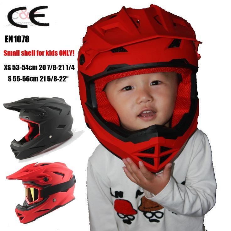 68.99$  Buy now - http://alijsp.worldwells.pw/go.php?t=32508047902 - THH helmet T42 kids helmets size xs ALLTOP Downhill Mountain Bike Bicycle BMX Helmet DH MTB Full Face CE casco capacetes