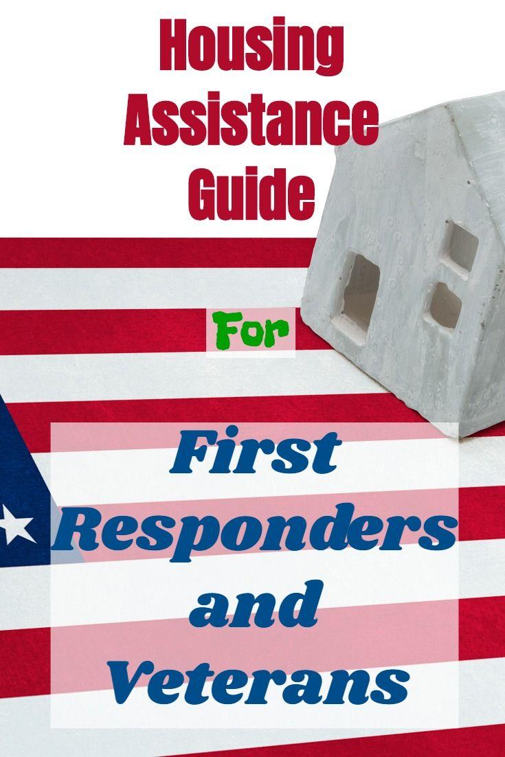 Housing Assistance For First Responders And Veterans Foreclosure Help Veteran Housing Veteran