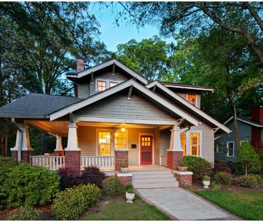 Craftsman Bungalow Exterior By Stirling Group Inc