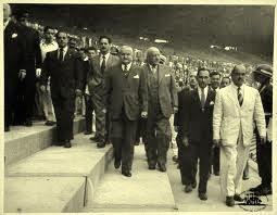 Dutra inaugura o Maracanã (1950) Várzea Grande Notícias - A história de um cuiabano que já conquistou a presidência do Brasil