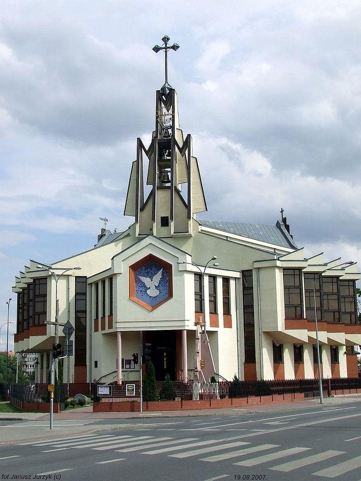 Kościół pw.Św.Ducha - Siedlce - Wikimedia Commons