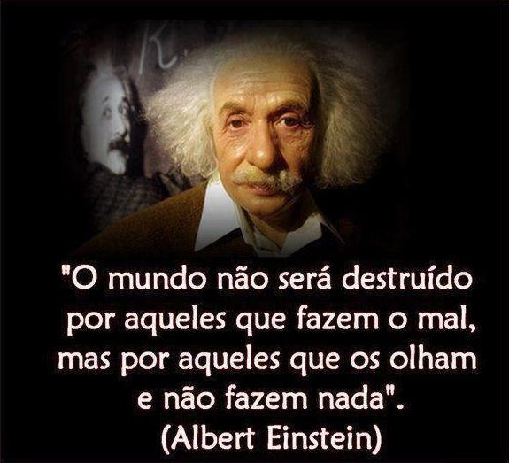 O-mundo-não-será-destruído-por-aqueles-que-fazem-o-mal-mas-por-aqueles-que-os-olham-e-não-fazem-nada.-Albert-Einstein                                                                                                                                                      Mais