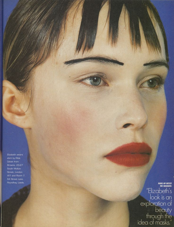 the best of pat mcgrath from i-D archive | look | i-D